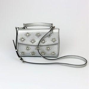 Michael Kors - Ava Diamond medium satchel -💍